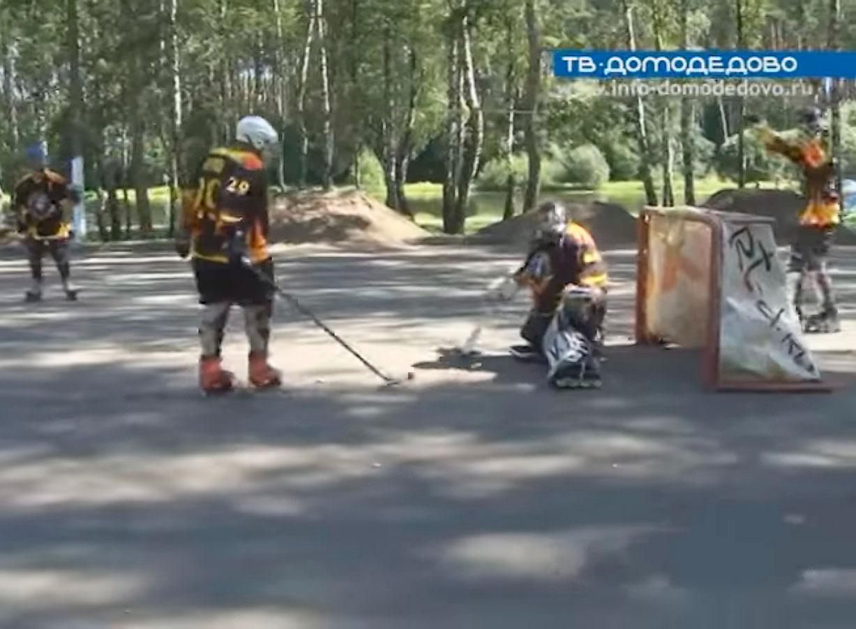 Роллеры Домодедово на Домодедовском ТВ