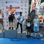 Борис Белов на World Slalom Series 2017