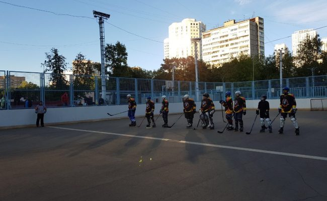Ежегодный турнир по роллеркею на приз клуба «Вымпел» — 2017