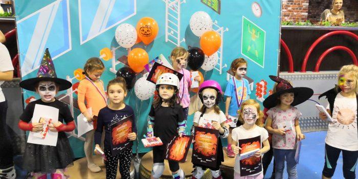 Дети из Домодедово посетили Московские соревнования на роликах Kids-Cross