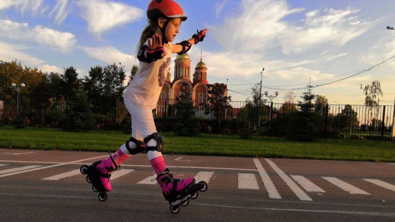 Рекомендации по выбору детских роликовых коньков к новому сезону