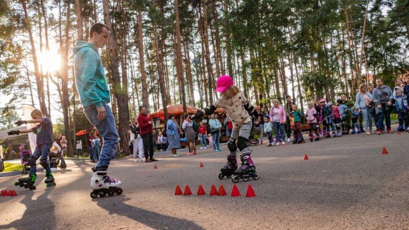 2 мая — открытый урок на роликах для детей