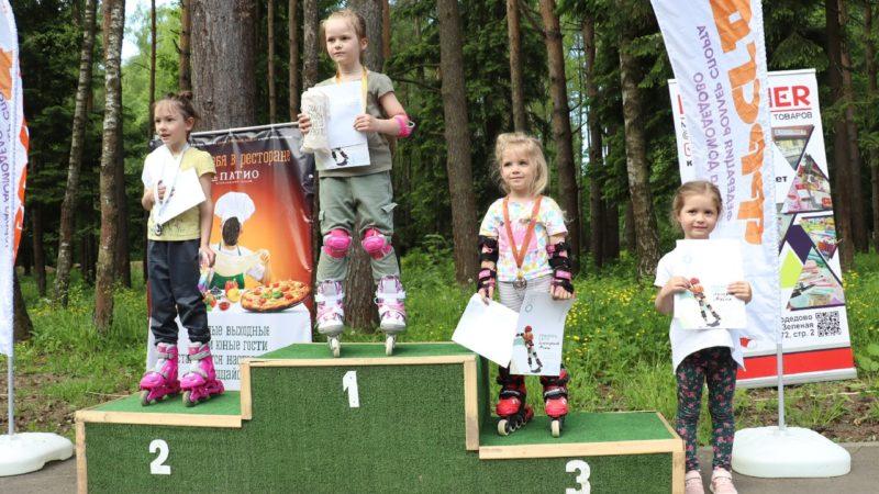 Результаты детских соревнований по роллер-спорту «Детский роллер кросс 2021»